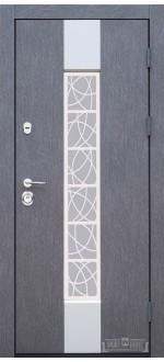 Входные двери Фортнокс Котедж SP2 бетон серый