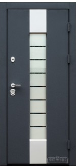 Входные двери Фортнокс Котедж SP1 графит