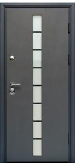 Входные двери Фортнокс Статус SG графит