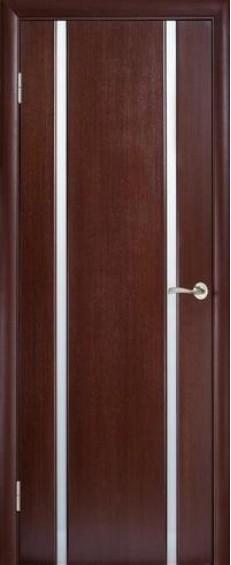 """Межкомнатные двери Глазго 2 Триплекс """"Серебро"""""""