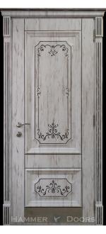 Двери межкомнатные  CLM-44