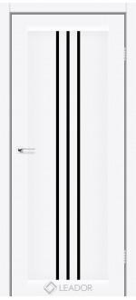 Двери межкомнатные VERONA Белый мат