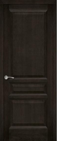 Двери межкомнатные Максима ПГ Орех темный