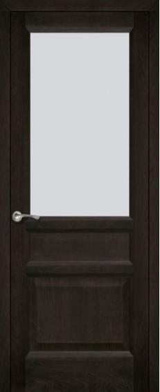 Двери межкомнатные Максима ПО Орех темный
