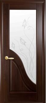 Двери межкомнатные Амата Каштан