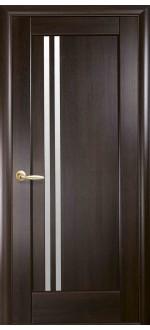 Двери межкомнатные Делла Каштан