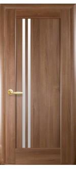 Двери межкомнатные Делла Золотая ольха