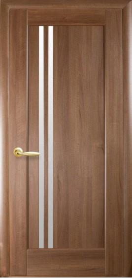 Межкомнатные  двери Делла Золотая ольха