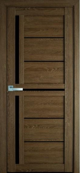 Межкомнатные  двери Диана дуб медовый