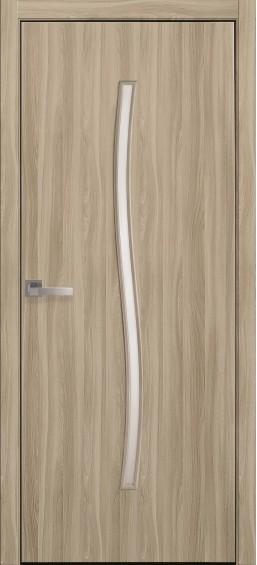 Двери межкомнатные Гармония Сандал