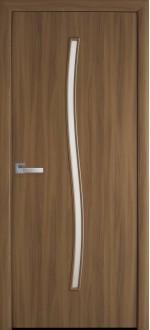 Двери межкомнатные Гармония Ольха 3Д