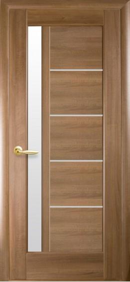 Межкомнатные  двери Грета Золотая ольха