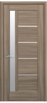 Двери межкомнатные Грета Золотой дуб