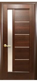 Двери межкомнатные Грета Каштан