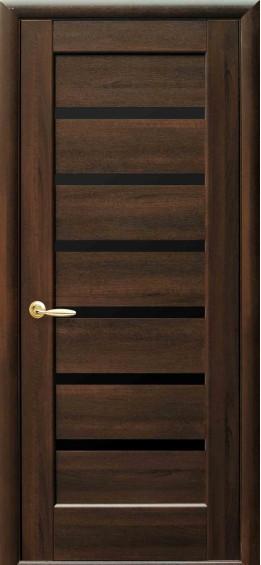 Межкомнатные  двери Линнея Каштан