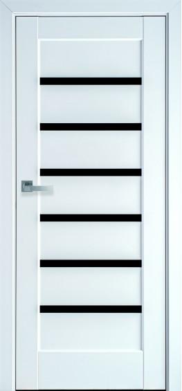 Межкомнатные  двери Линнея Белый мат