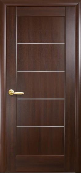 Межкомнатные  двери Мира Каштан