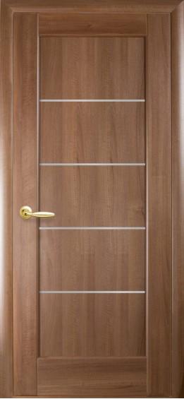 Межкомнатные  двери Мира Золотая ольха