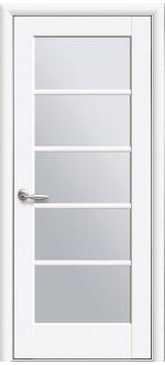 Двери межкомнатные Муза Белый мат