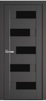 Двери межкомнатные Пиана Антрацит