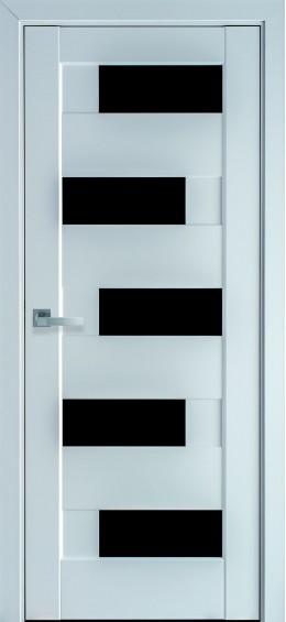 Межкомнатные  двери Пиана Белый мат
