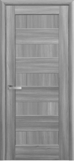 Межкомнатные  двери Пиана бук пепельный