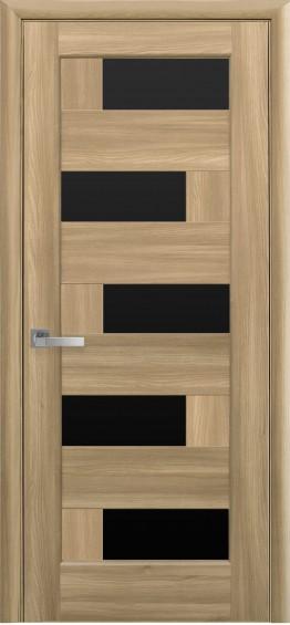Межкомнатные  двери Пиана золотой дуб