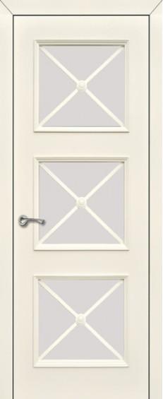 Двери межкомнатные Оливия ПО Дуб Пастель