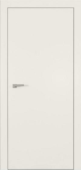Межкомнатные двери А1 Art Vision слоновая кость глухое