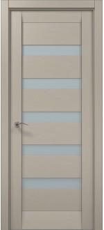Двери межкомнатные MILLENIUM ML-02 Дуб крем брашированный