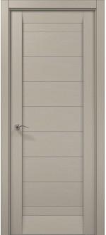 Двери межкомнатные MILLENIUM ML-04 Дуб крем брашированный
