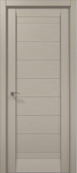 Межкомнатные  двери ML-04 Дуб крем брашированный