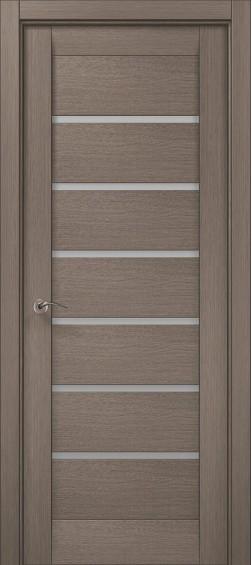 Межкомнатные  двери ML-14 Дуб серый брашированный