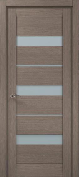 Межкомнатные  двери ML-22 Дуб серый брашированный