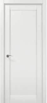 Двери межкомнатные MILLENIUM ML-00F Ясень белый