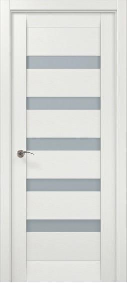 Межкомнатные  двери ML-02 Ясень белый