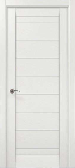 Межкомнатные  двери ML-04 Ясень белый