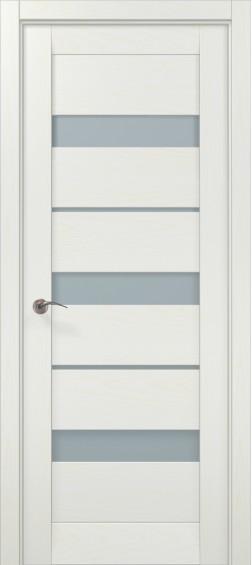 Межкомнатные  двери ML-02 Белый мат