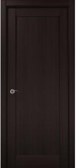 Двери межкомнатные MILLENIUM ML-00F венге