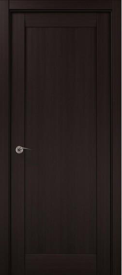 Межкомнатные  двери ML-00F венге