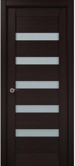 Двери межкомнатные MILLENIUM ML-02 венге