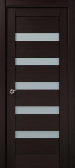 Межкомнатные  двери ML-02 венге