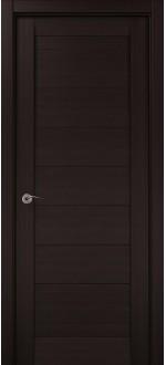 Двери межкомнатные MILLENIUM ML-04 венге