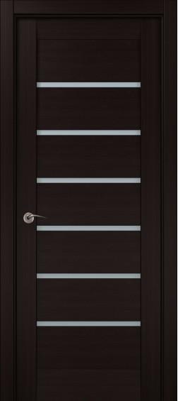 Межкомнатные  двери ML-14 Венге
