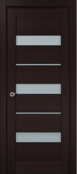 Межкомнатные  двери ML-22 венге