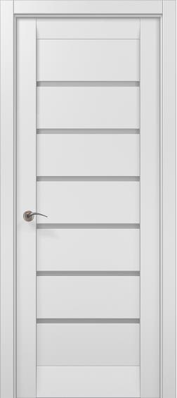 Межкомнатные  двери ML-14 Белый мат