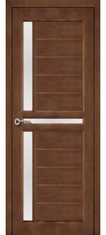 Двери межкомнатные Сплит 1 Золотой орех