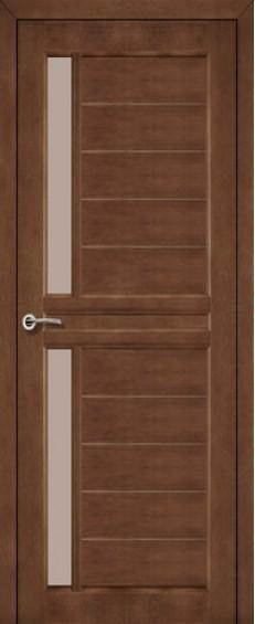 Двери межкомнатные Сплит 2 Золотой орех