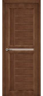 Двери межкомнатные Сплит 3 Золотой орех