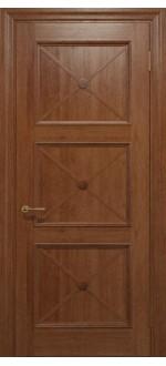 Двери межкомнатные C021/Санкт-Петербург ПГ темный орех